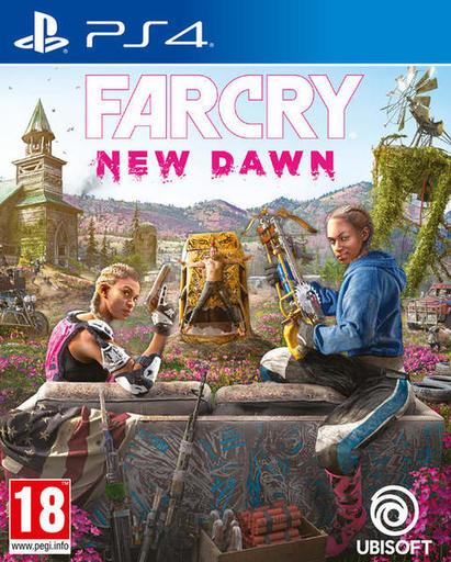 Far Cry New Dawn (Playstation 4)