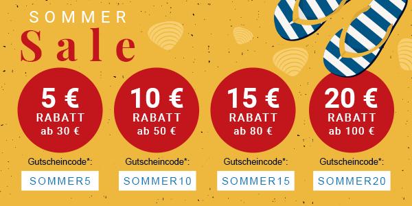 [Medimops] Gestaffelter Sommer-Rabatt ab € 30,- Einkaufswert