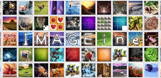 IMAGEine (Android) gratis im Google Playstore ohne Werbung / ohne InApp Käufe