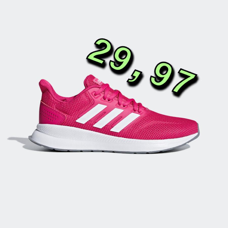 Runfalcon Adidas Damen Schuh für 29,97 statt 49,99