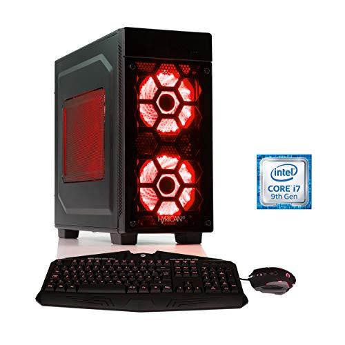 PREISFEHLER: Hyrican Striker 6494 red Intel i7-9700K 16GB 480GB 2TB RTX 2070 SUPER