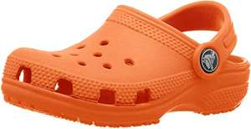 Crocs Unisex-Kinder Classic K Clogs tangerine in vielen Größen