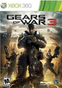 Gears of War 2 & 3 & Ultimate Edition XBOX ONE / XBOX 360