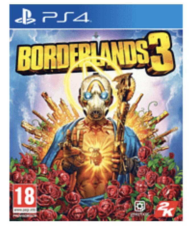 - Borderlands 3 Standard Edition - [PS4]