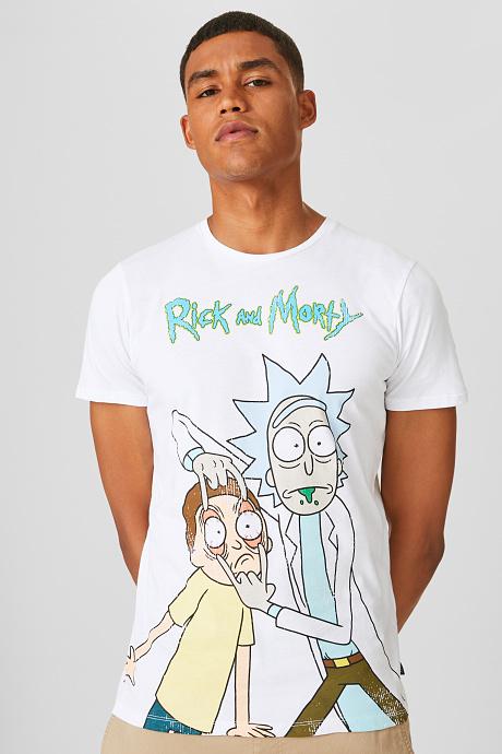 T-Shirt - Rick and Morty