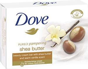 Dove Beauty Cream Bar Seife 4 Stück im Spar-Abo
