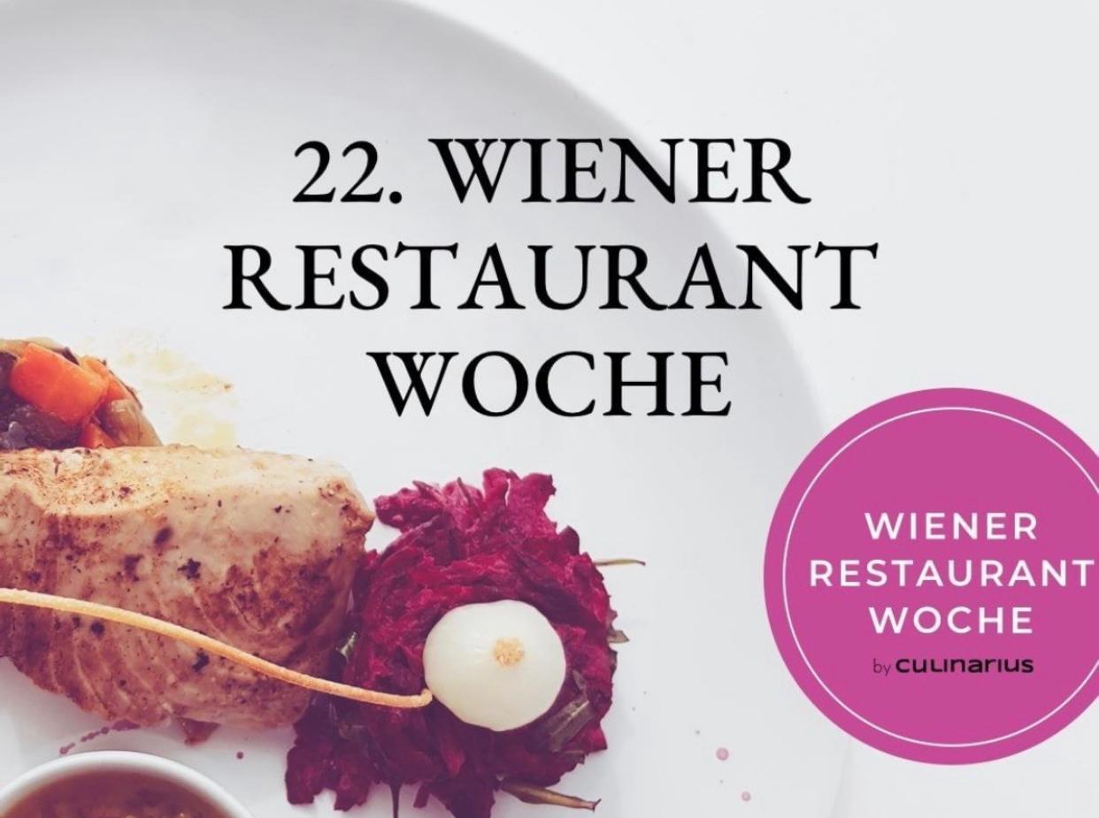 Wiener Restaurantwoche: Festgesetzte Preise der gehobenen Gastronomie