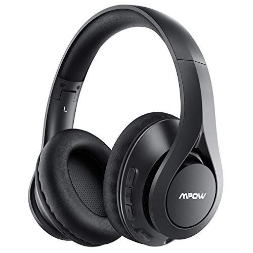 Mpow Bluetooth Headphones Over Ear, Bis zu 60 Std, Bluetooth 5.0