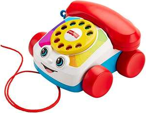 Fisher-Price Plappertelefon Motorikspielzeug