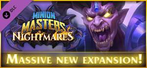 Minion Masters - Nightmares DLC (Windows PC / MAC) gratis bei Steam
