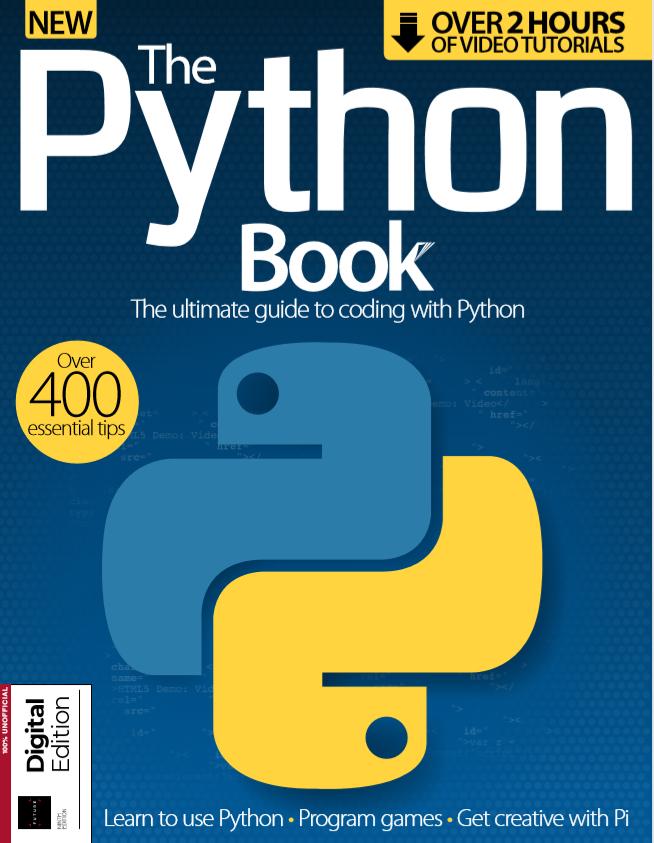 Gratis E-Books als PDF // The Python Book, Raspberry Pi Made Simple, 3D Make & Print...