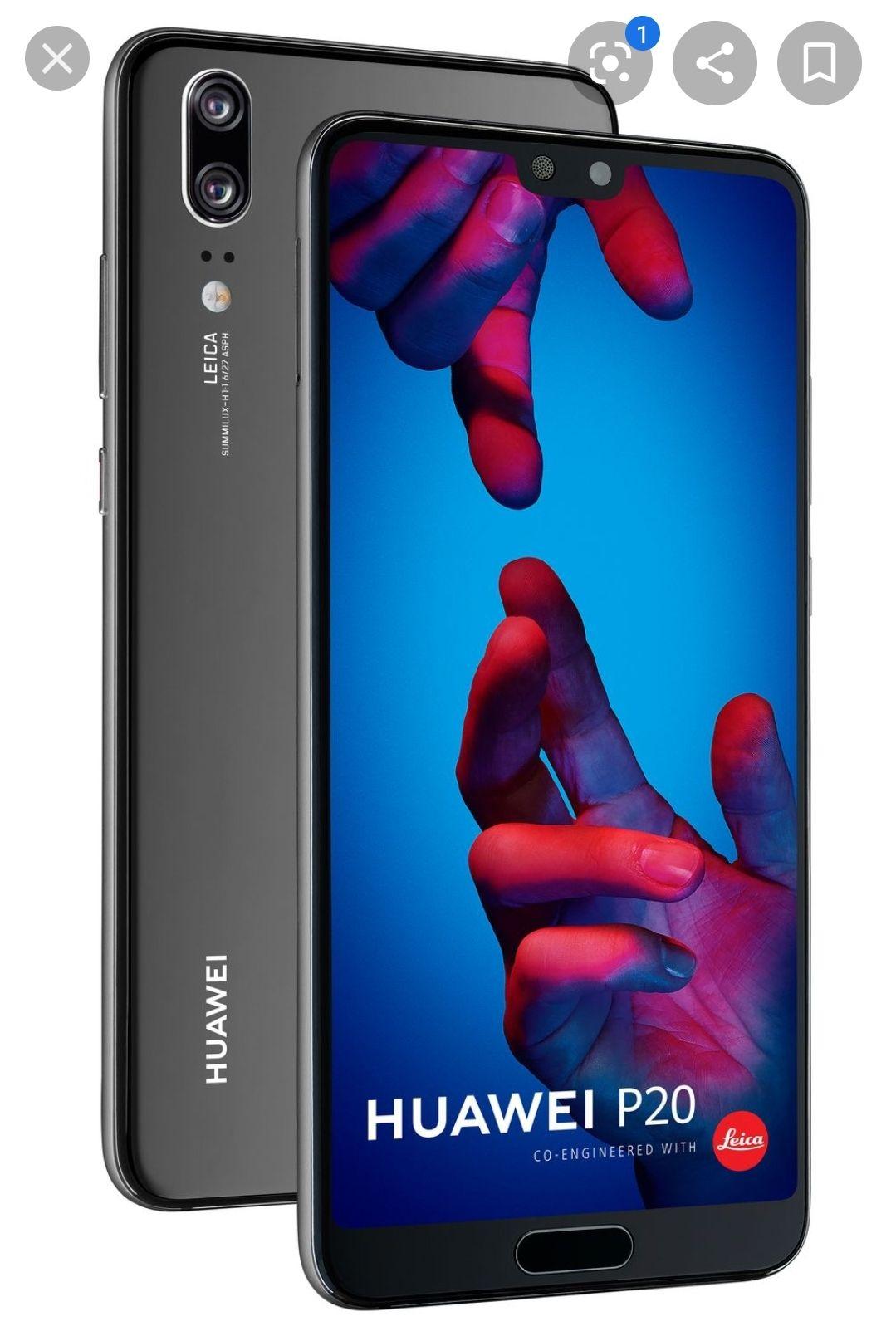 Huawei P20 128GB bei Hartlauer