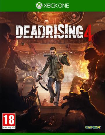 Dead Rising 4 (XBOX One) bei Gamestop zum abholen