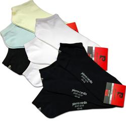 9 Paar Pierre Cardin Sneaker Socken für 9€