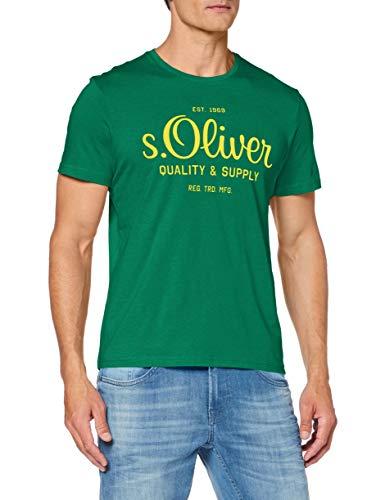 s.Oliver Herren T-Shirt S, L und XL in grün