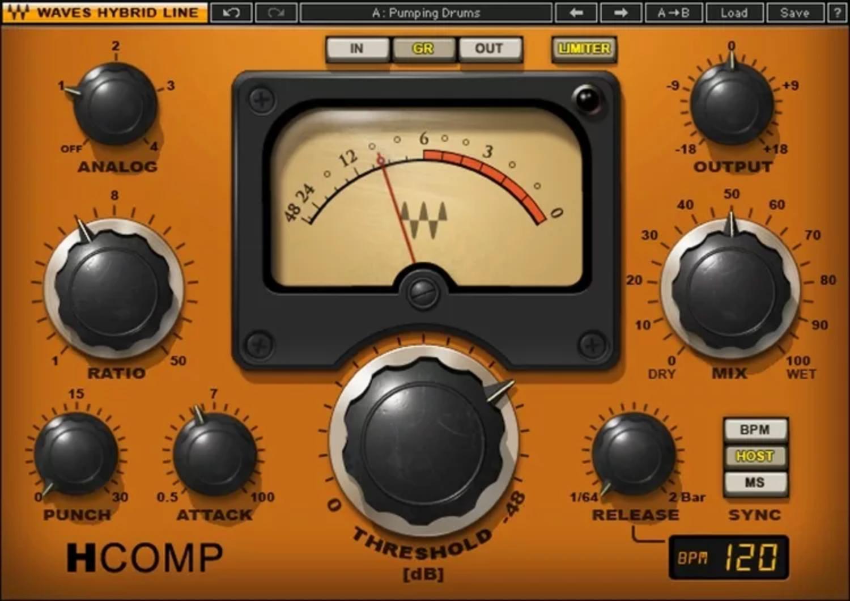 [Soundjäger] Waves H-Comp Hybrid Compressor