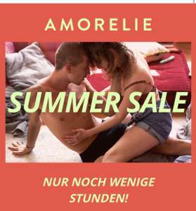 Amorelie Hot Summer Sale -20% auf alles
