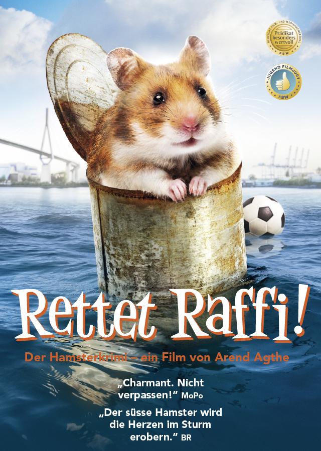 Rettet Raffi! kostenlos als Stream und Download