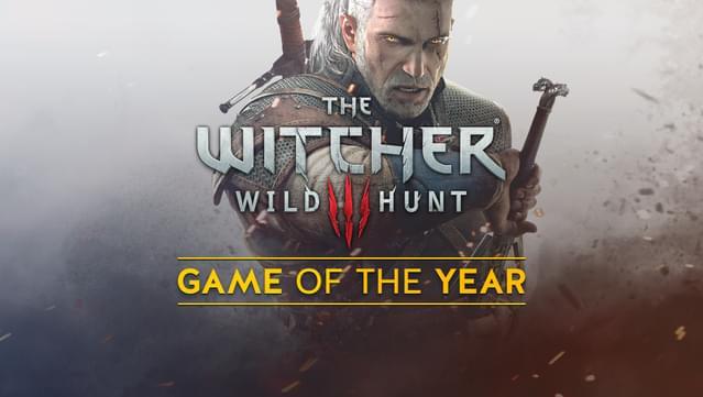 Witcher 3 GOTY