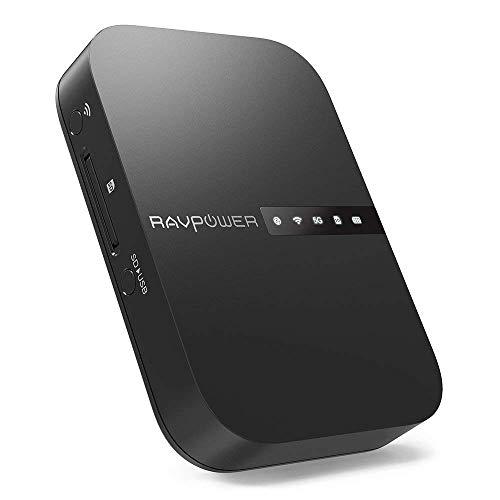 RAVPower Filehub (Modell: RP-WD009) - WLAN Data-Share
