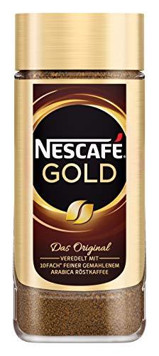 NESCAFÉ Gold Original löslicher Bohnenkaffee