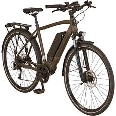"""Prophete """"20.EMT.10"""" Trekking E-Bike mit AEG EcoDrive - 28"""" Elektro-Fahrrad"""
