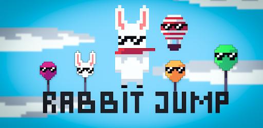 Rabbit Jump (Android) gratis im Google PlayStore ohne Werbung und ohne InApp-Käufe