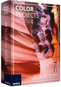 "(Windows & Mac) ""Color Projects 5"" komplett GRATIS"