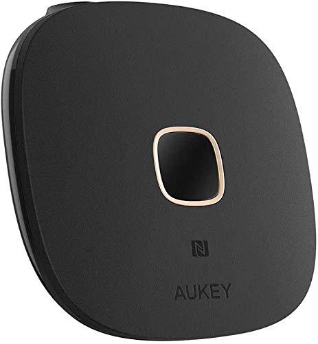 Aukey Bluetooth Empfänger, (NFC + Bluetooth 5)