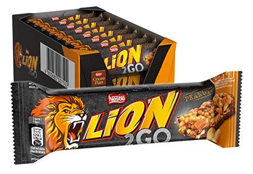 24x Nestlé LION 2GO Peanut