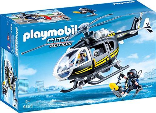 Preisjäger Junior: playmobil SEK-Helikopter