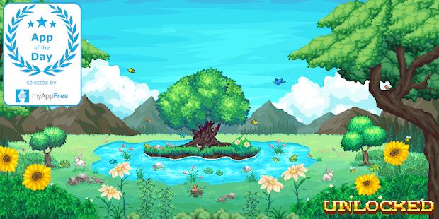 Small Living World UNLOCKED (Android) gratis im Google PlayStore ohne Werbung und ohne InApp-Käufe