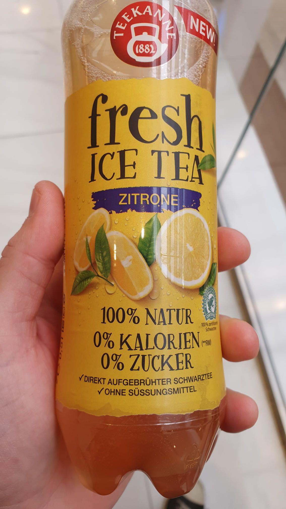 *Freebie* Teekanne Fresh Ice Tea in der SCS