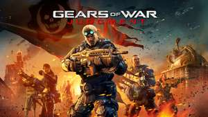 Gears of War: Judgment - Call to Arms DLC für Xbox One kostenlos über Microsoft Store