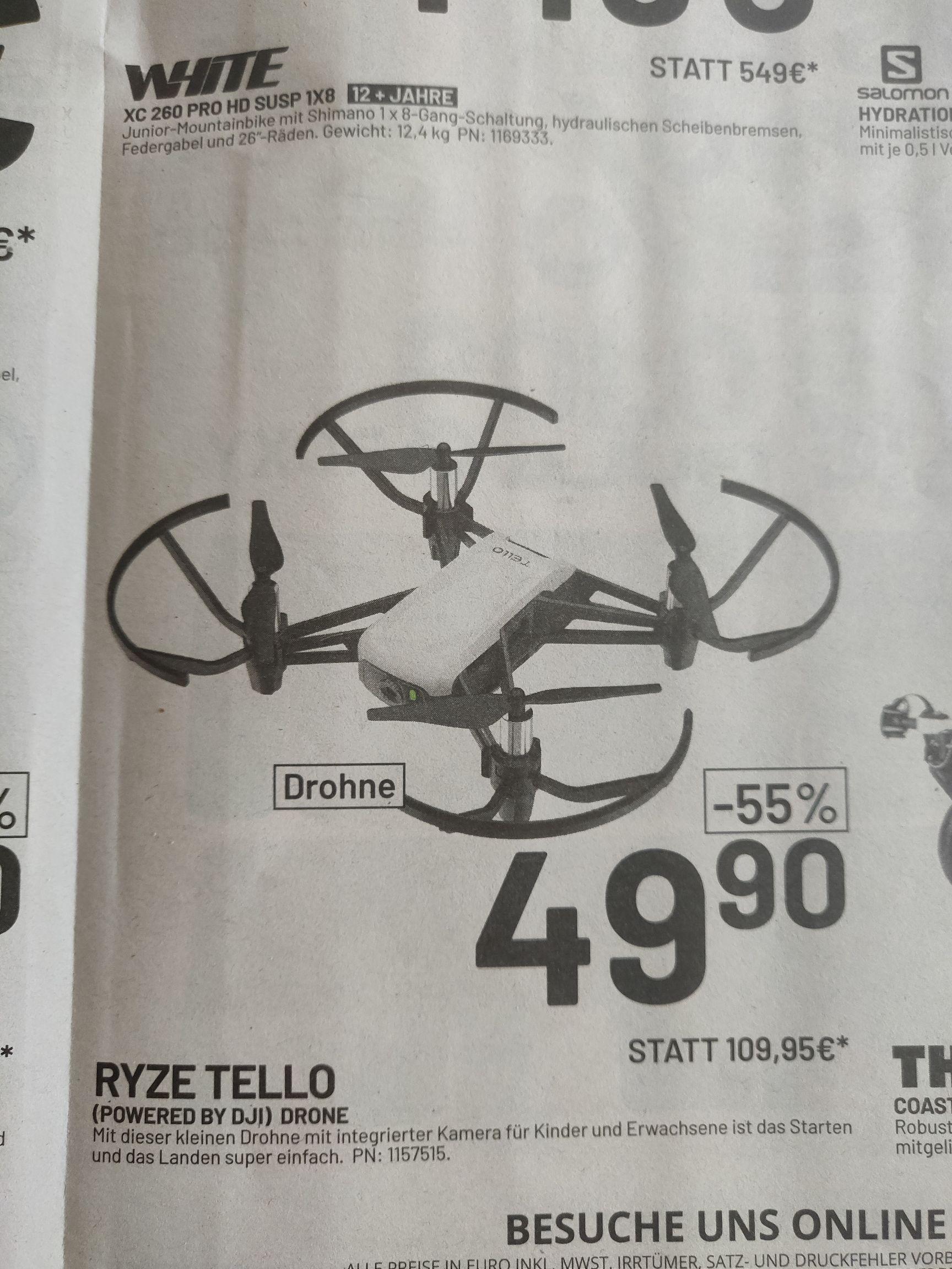 Ryze Tello Drohne (powered by DJI)