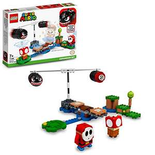 LEGO Super Mario Riesen-Kugelwillis – Erweiterungsset