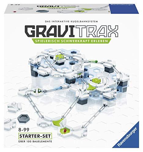 Ravensburger GraviTrax Starterset - Interaktive Murmelbahn