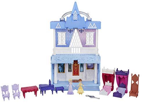 Hasbro Disney Frozen 2 Pop-Up Abenteuer Schloss