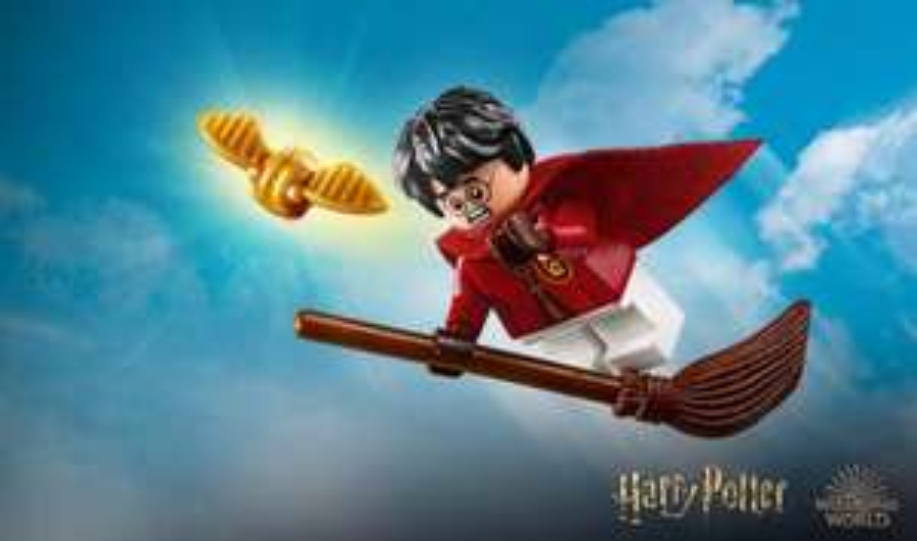 150 VIP Punkte bei Lego erhalten - Harry Potter Quiz