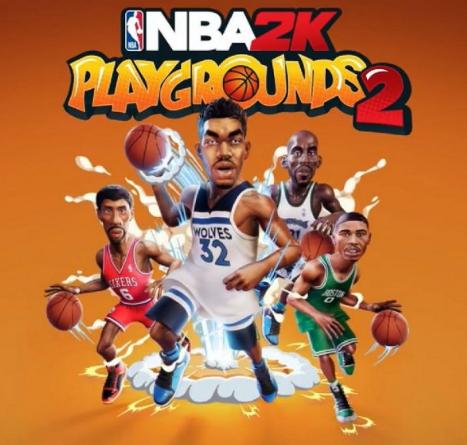 NBA 2K Playgrounds 2 (Nintendo Switch)