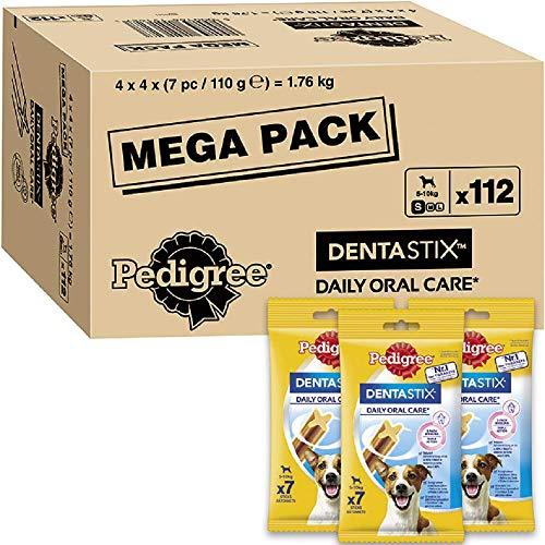 Pedigree DentaStix Daily Oral Care Zahnpflegesnack für kleine Hunde im Spar-Abo