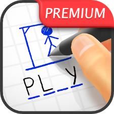 Galgenmännchen Premium (Android) gratis im Google PlayStore keine Werbung/keine InApp-Käufe