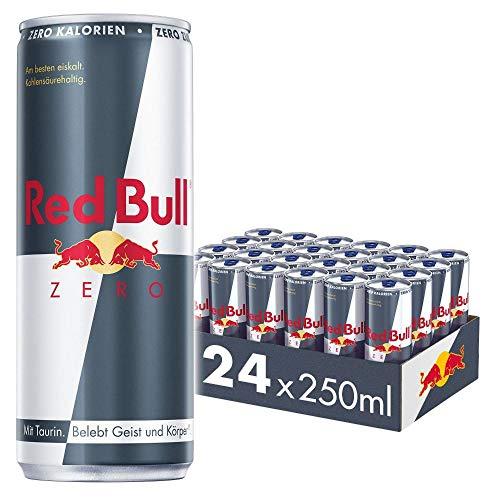 24x Red Bull Zero (0,748€/Dose) / Red Bull Organics (0,82€/Dose)