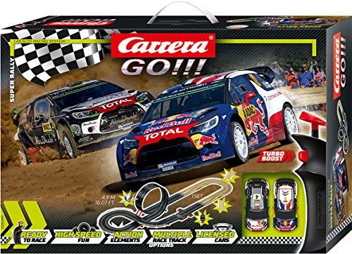 Carrera GO!!! Set - Super Rally