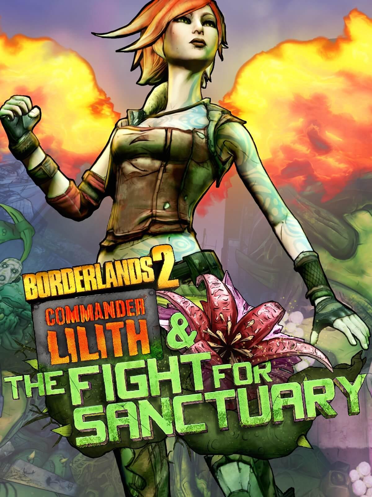 Commander Lilith & der Kampf um Sanctuary DLC für Borderlands 2 (PC) gratis im Epic Store