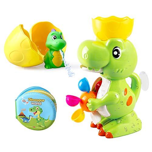 Preisjäger Junior: BeebeeRun Baby Bad Spielzeug Dinosaurier