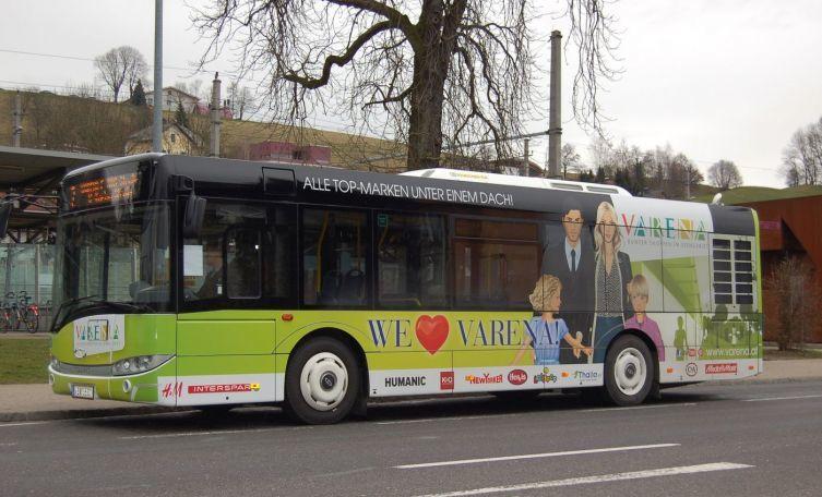 Vöcklabruck - ganztags GRATIS Stadtbus fahren - am 19.9.2020