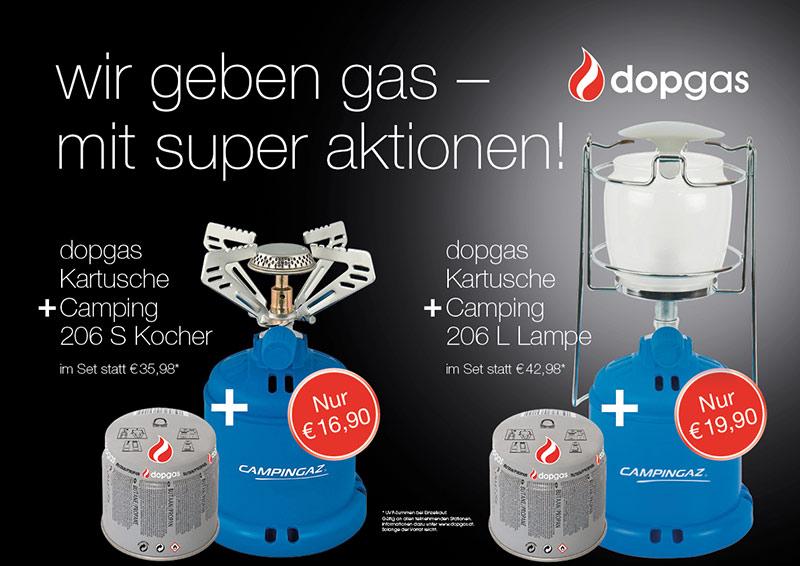 Campingaz Kocher 206s mit dopgas Kartusche 16,90 EUR