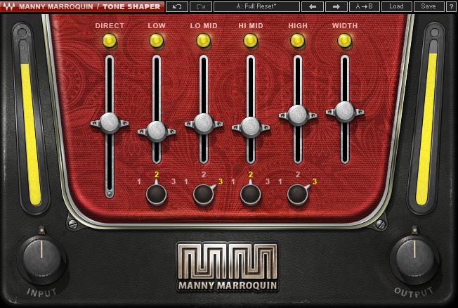 [Soundjäger] Manny Marroquin Tone Shaper Plugin