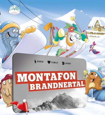 Kostenlose Montafon Brandnertal Jahreskarte für Kinder unter 10 Jahren